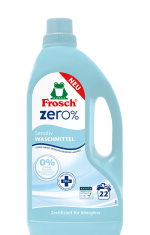 Frosch Zero% Sensitive Detergent