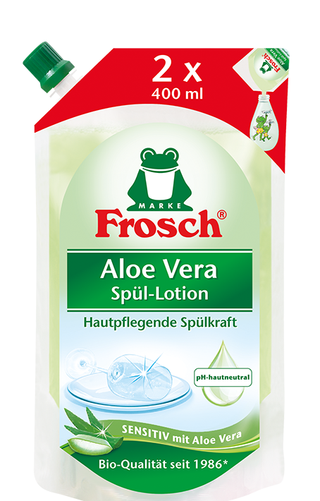 Aloe Vera Dishwashing-Lotion